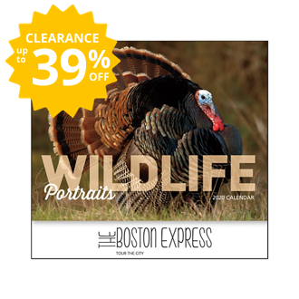 Customized Wildlife Calendar