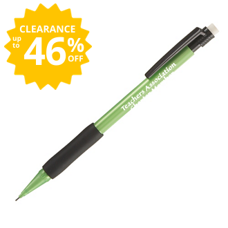 Customized Almeta Pearlized Mechanical Pencil with Grip-.5mm