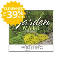 Customized Garden Walk Calendar