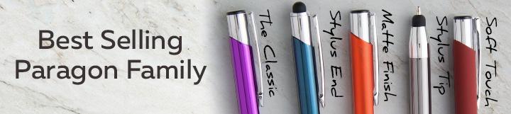 Landing Page - W - Paragon Pens