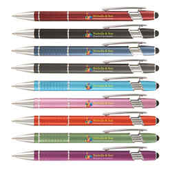 Customized Eris Stylus Pen - Full Color Inkjet