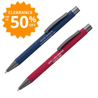 Customized Arlington Pen - Soft Touch Gunmetal Trim