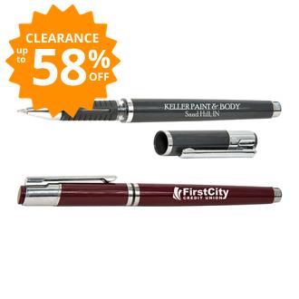 Customized Newport Gel Pen - Fine Point