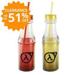 Customized 15 oz Soda Water Bottle