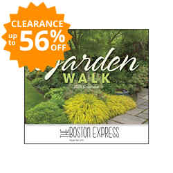 Customized Garden Walk Calendar