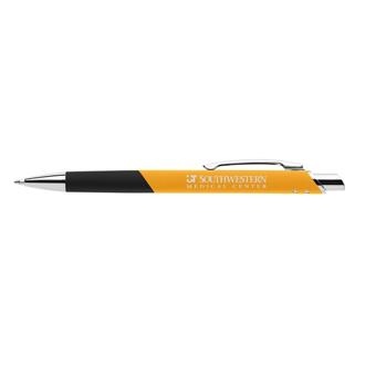 Customized Bright Soft Touch Daria Pen