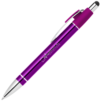 Customized Two-Tone Ellis Stylus Pen