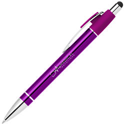 Customized Two-Tone Ellis Stylus Pen