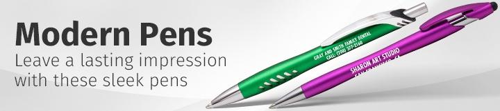 Landing Page - S - Modern Pens - NPC