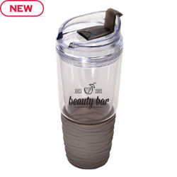 Customized Quench™ 22 oz. Two-Tone Plastic Tumbler
