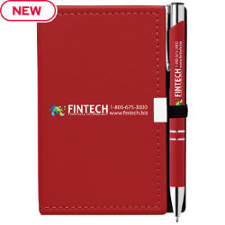 Customized Full Color Note & Paragon Pen Set