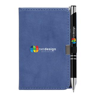 Customized Bea Notepad & Paragon Pen Gift Set