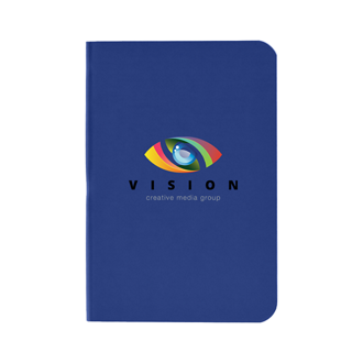 Customized Full Color Inkjet Soft Touch Vera Notepad