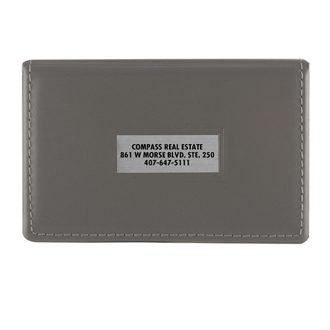 Customized Two Sided Deluxe Note Caddy