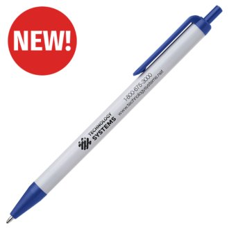 Customized Color Block Raven Pen
