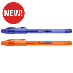 Customized Translucent Iris Quick Dry Gel Pen