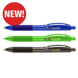 Customized Translucent Katy Pen