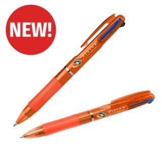 Customized Translucent Multi-Ink Task Master Pen