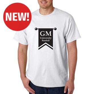 Customized Gildan® Adult Heavy Cotton™ White T-Shirt
