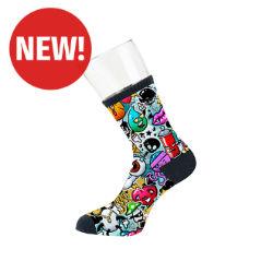 Customized Custom Classic Crew Style Sock