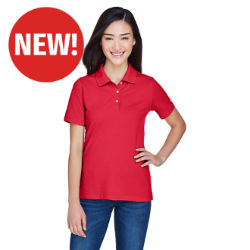 Customized Womens Easy Blend Polo