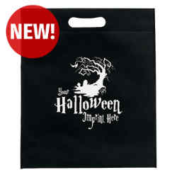 Customized Halloween Large Non-Woven Bag