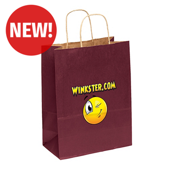 Customized Dorothy Paper Bag