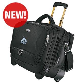 Customized High Sierra® Integral Wheeled Computer Briefcase