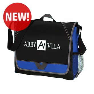 Customized Elation Messenger Bag