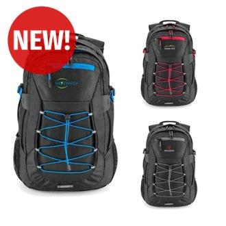 Customized Basecamp® Globetrotter Laptop Backpack