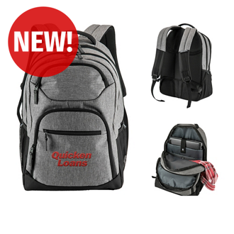 Customized Basecamp® Ironstone Backpack