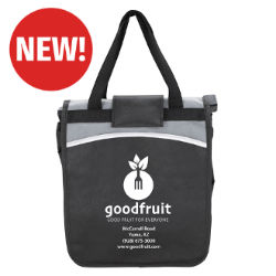 Customized GoodValue® Expandable Grocery Cart Tote Bag