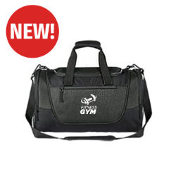 Customized Austin Nylon Duffel Bag