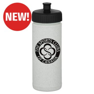Customized Classic Squeeze Sports Bottle - 16oz