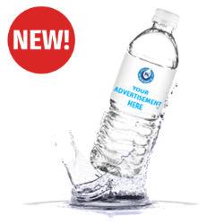 Customized 16.9 oz. Bottled Water
