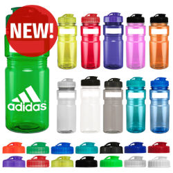 Customized 20 oz. Sports Bottle with Write-on Surface