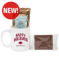 Customized Cookie & Coffee Gift Set