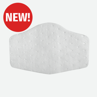Customized Kids Trumask™ Replacement Filters with Zippered Bag
