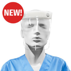 Customized Emergency Face Shield