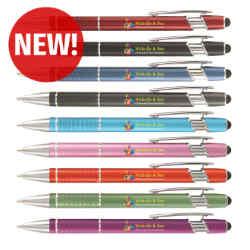 Customized Eris Stylus Pen - Full Color Inkjet