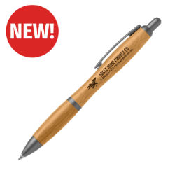 Customized Bamboo Cabaret Pen