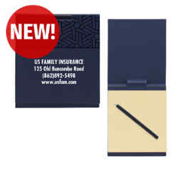 Customized Devon Notepad with Pen