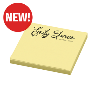 Customized 3''x3'' 25-Sheet Post-it® Notes
