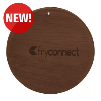 Customized Bora Wooden Wireless Charging Pad