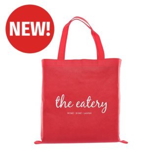 Customized Foldable Non-Woven Chrissy Tote