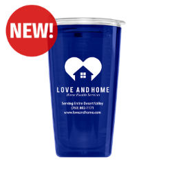 Customized 16 oz. Verano Tritan™ Tumbler