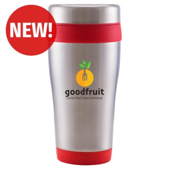 Customized 16 oz Big Sur Travel Tumbler - Full Color Inkjet