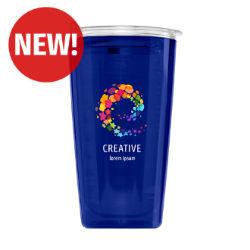 Customized 16 oz. Full Color Inkjet Verano Tritan™ Tumbler