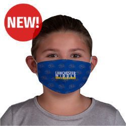 Customized Kids Face Mask with Elastic Ear Loops