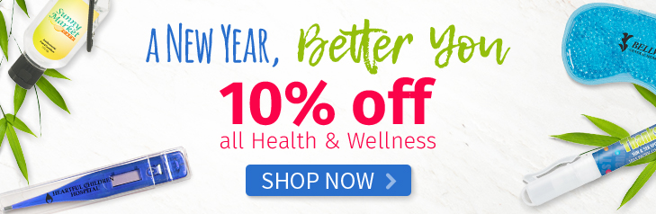 New Year, Better You - 10% off all Health and Wellness. Shop Now!